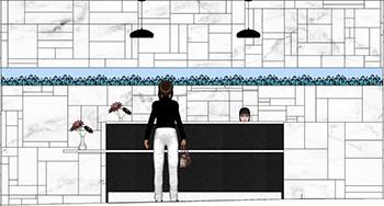 Projet en cours by inshops - Hôtel Cristal Champs Elysée - Paris