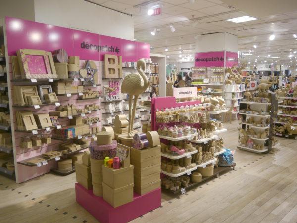 Boutique BHV - Paris