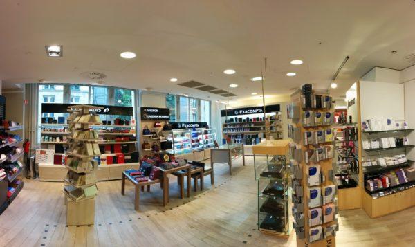 Shop in shop - BHV Paris