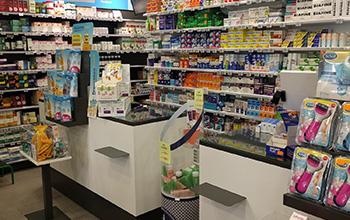 Nouvelle réalisation by inshops - Pharmacie des Hauts de Chatou