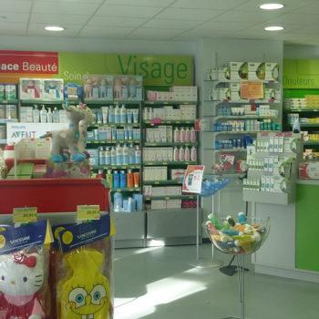 Pharmacie du chêne maillard