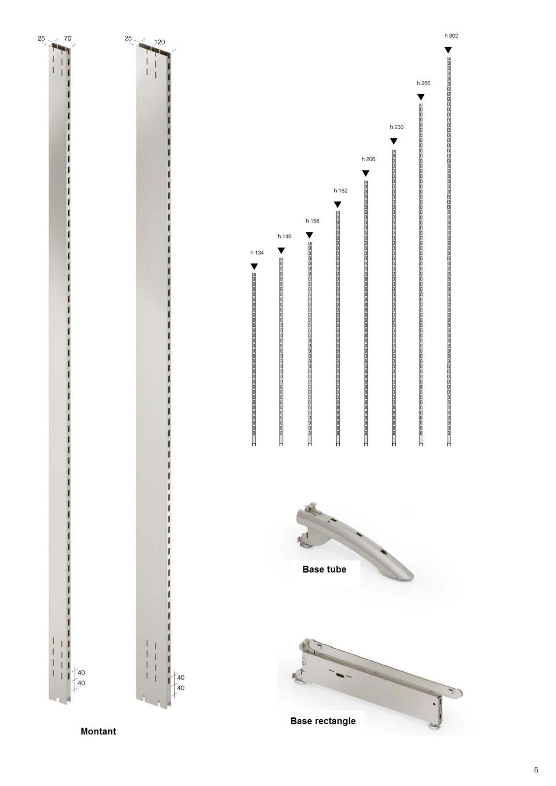 M18 La structure du mobilier