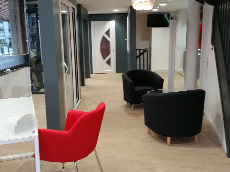 Mobilier d'agencement,Mobilier espace accueil pour magasin