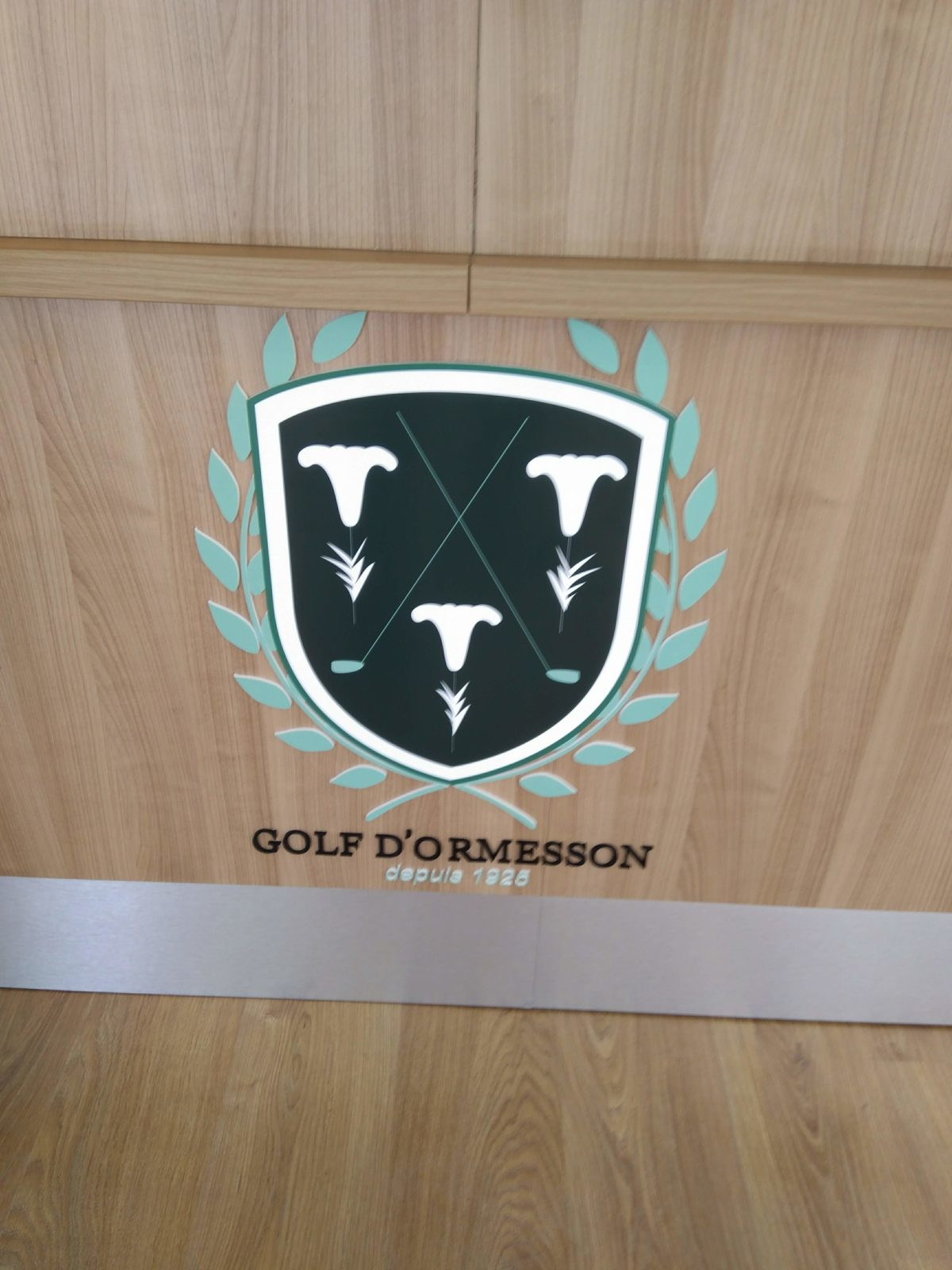 Logo de la marque pour identifier rapidement celle ci.