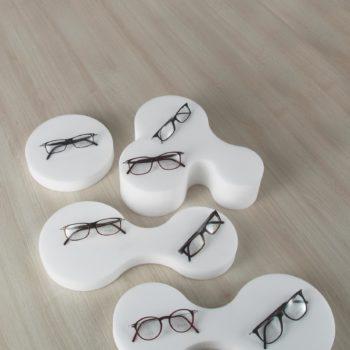 Présentoirs et accessoires optique