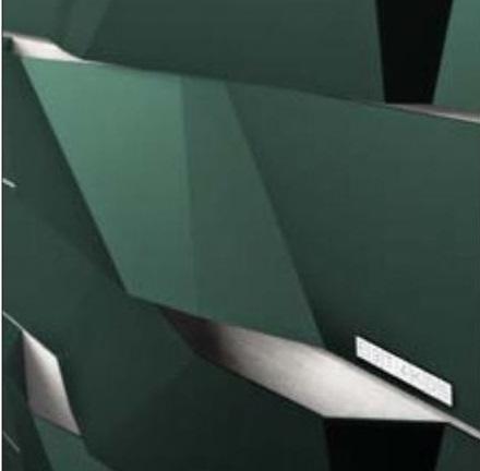Les angles forment des géométries qui se fondent en modules très flexibles et au style très marqué. Ces modules sont capables d'étonner et de personnaliser au maximum l'ensemble composé à partir d'éléments à admirer et à utiliser.
